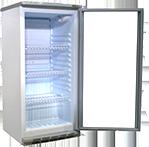 レマコムの冷蔵ショーケースの特長