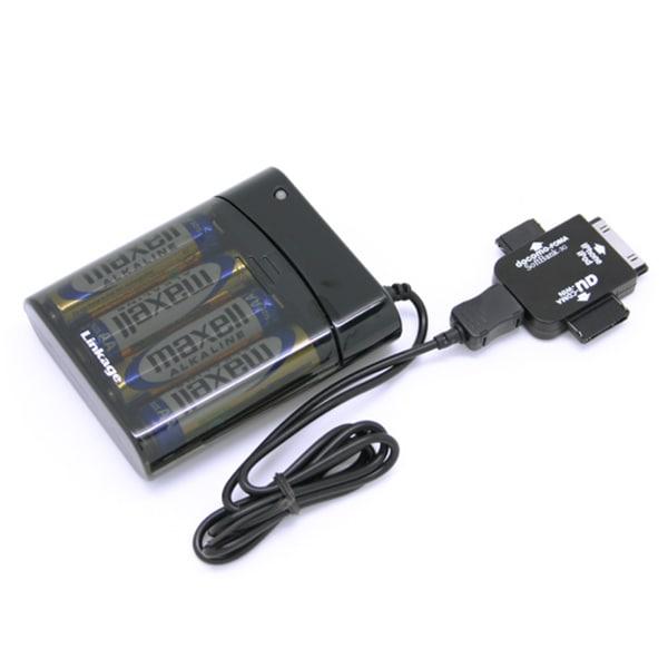マルチタイプ 電池式充電器