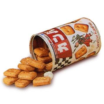 サンリツ 缶入りカンパン