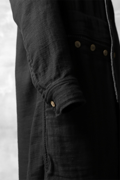 vital layered shirts coat