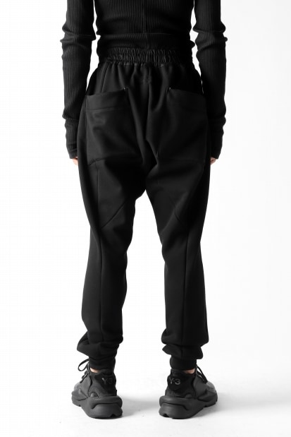 A.F ARTEFACT BOMBER HEAT FITTED LONG PANTS
