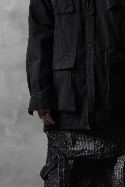 A.F ARTEFACT MILITARY COVER ALL SHIRT