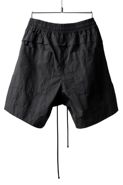 A.F ARTEFACT SHORT PANTS (CHARCOAL)