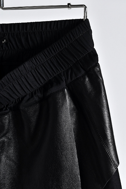 A.F ARTEFACT SHEEP SKIN LAYERED SKIRT [Ladies]