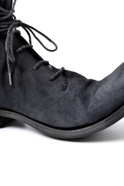 A DICIANNOVEVENTITRE A1923 KANGAROO REVERSED BOOTS NERO 045
