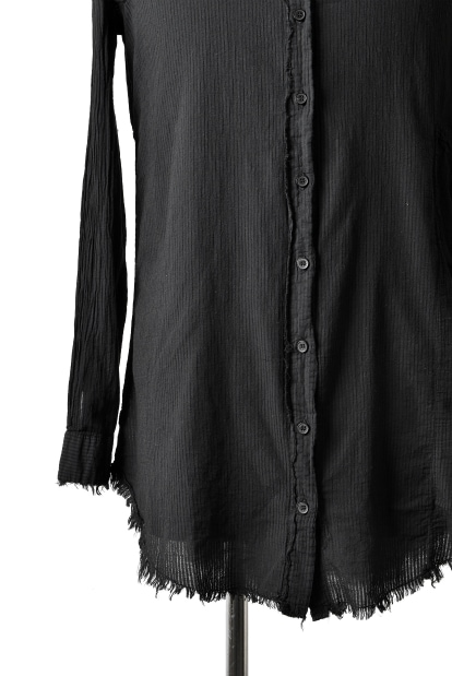 Aleksandr Manamis BOX PLEATS LIGHT SHIRT