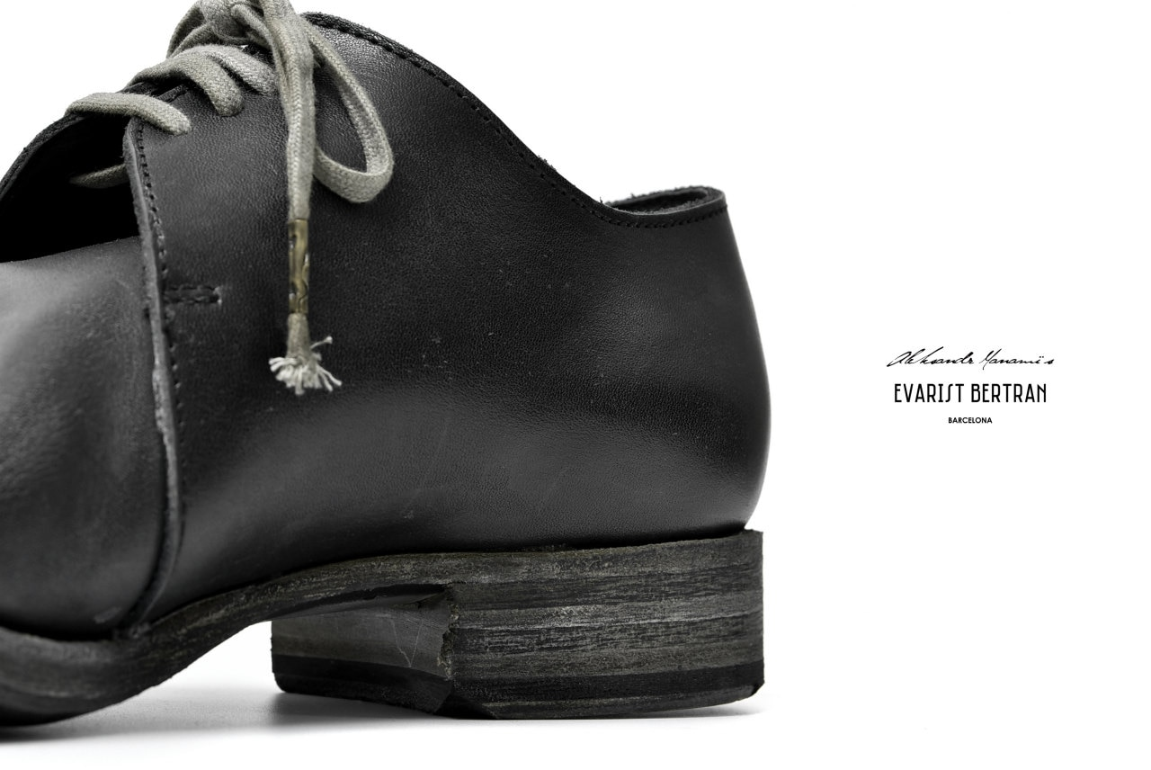 Aleksandr Manamis x EVARIST BERTRAN Derby Shoes