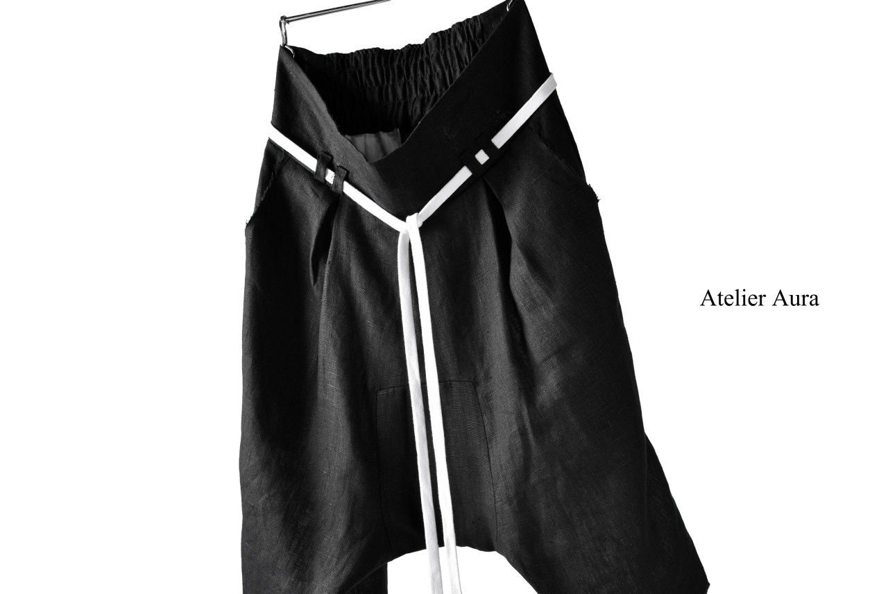 Atelier Aura exclusive Ottó shorts