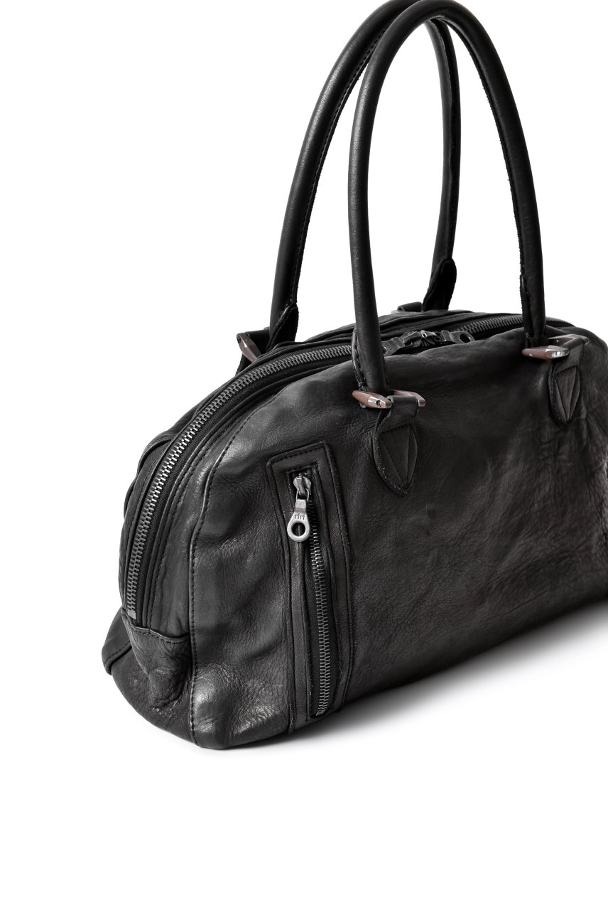ISAMU KATAYAMA BACKLASH BOSTON BAG  [ JAPAN STEER ]