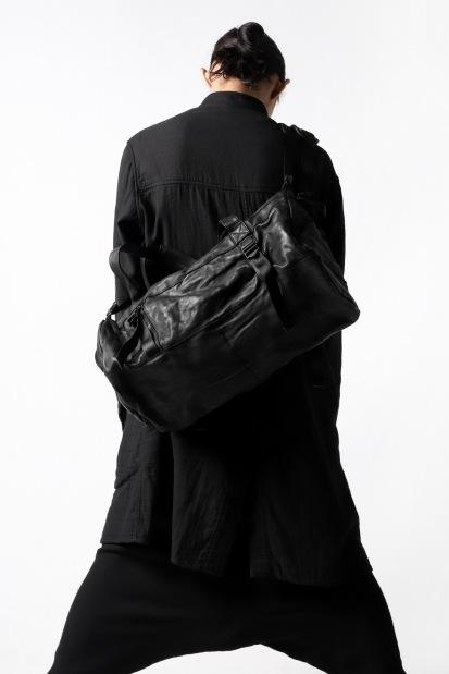 ISAMU KATAYAMA BACKLASH 3WAY BAG / Italy Shoulder + JP-Tanned Steer
