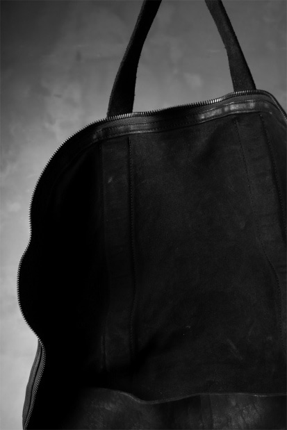 ISAMU KATAYAMA BACKLASH GYM BAG / ITALY SHOULDER & JAPAN STEER