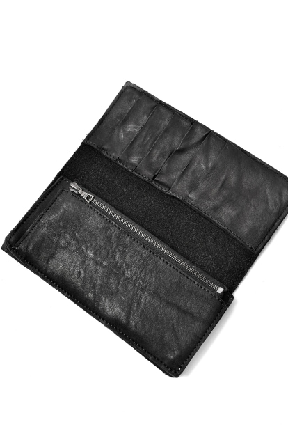 ISAMU KATAYAMA BACKLASH DoubleShoulder SQURE MINI WALLET