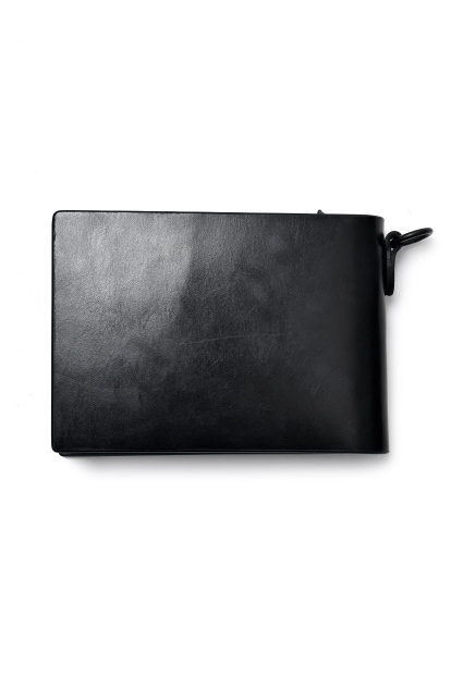 ISAMU KATAYAMA BACKLASH TROOPEN/BRIDLE LEATHER WALLET