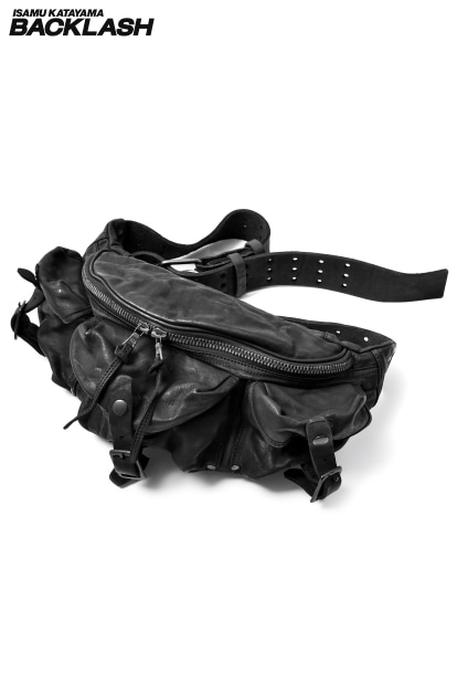 ISAMU KATAYAMA BACKLASH DoubleShoulder MIL-BAG