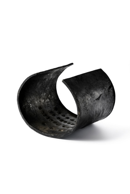 BLOW by JUN UEZONO / THE WILD BRASSES exclusive BEND BANGLE HEAVY LIGHT