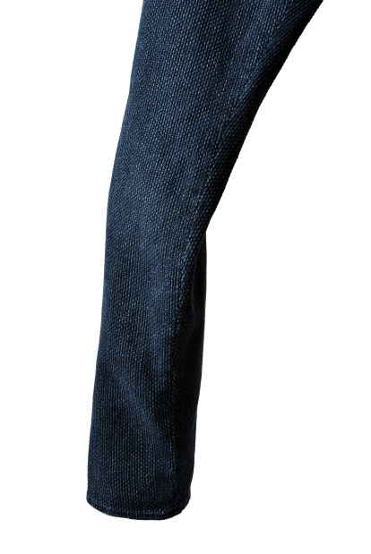 COLINA 刺子織 インディゴ染め パンツ