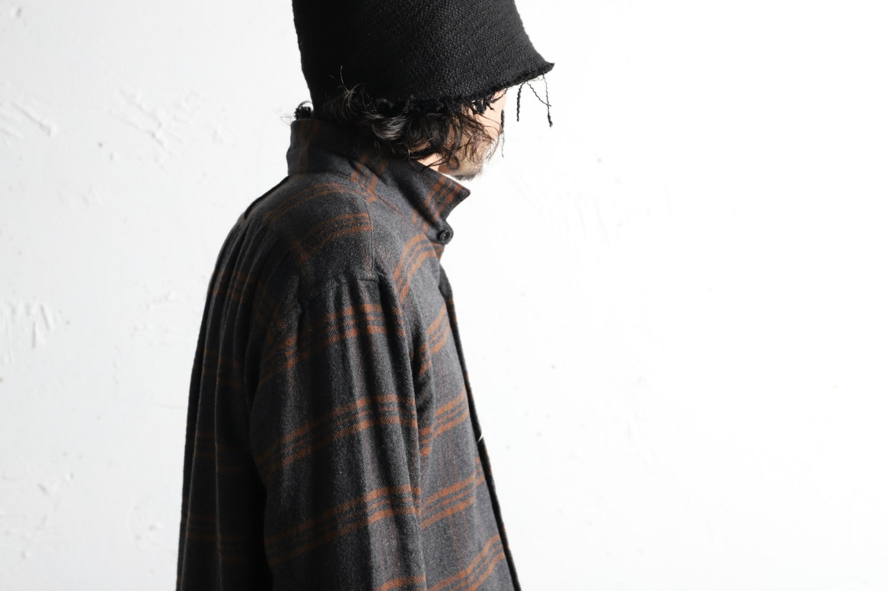 CCOLINA GARDENER CHECK SHIRT / SOFT FLANNEL