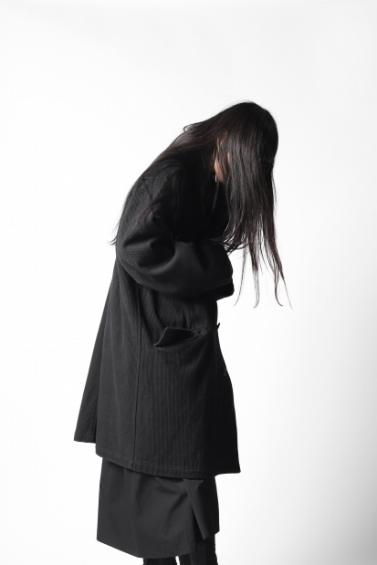 COLINA BALMACAAN COAT / SASHIKO