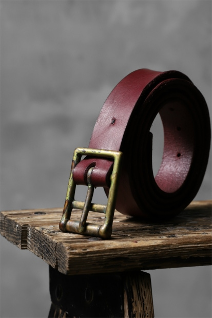ESDE Brücke Cow Leather Belt #4
