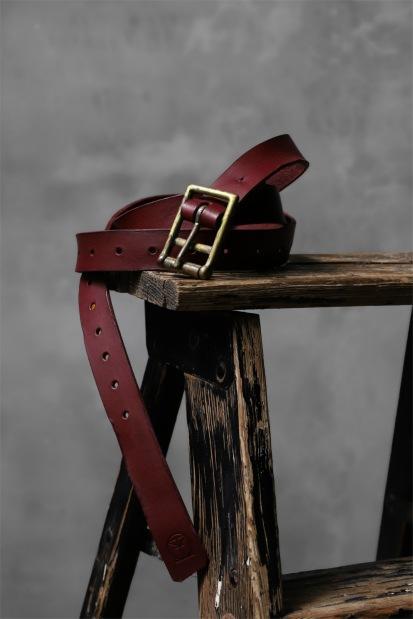 ESDE Brücke Cow Leather Belt #4