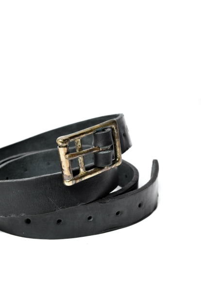 ESDE COW LEATHER BELT 19SS