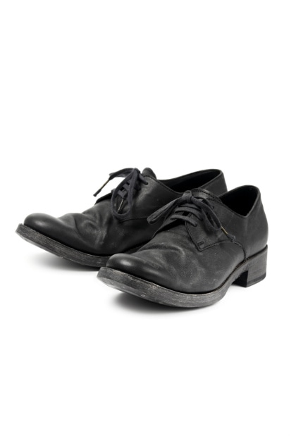EVARIST BERTRAN EB1 Derby Shoes / Kangaroo (BLACK)
