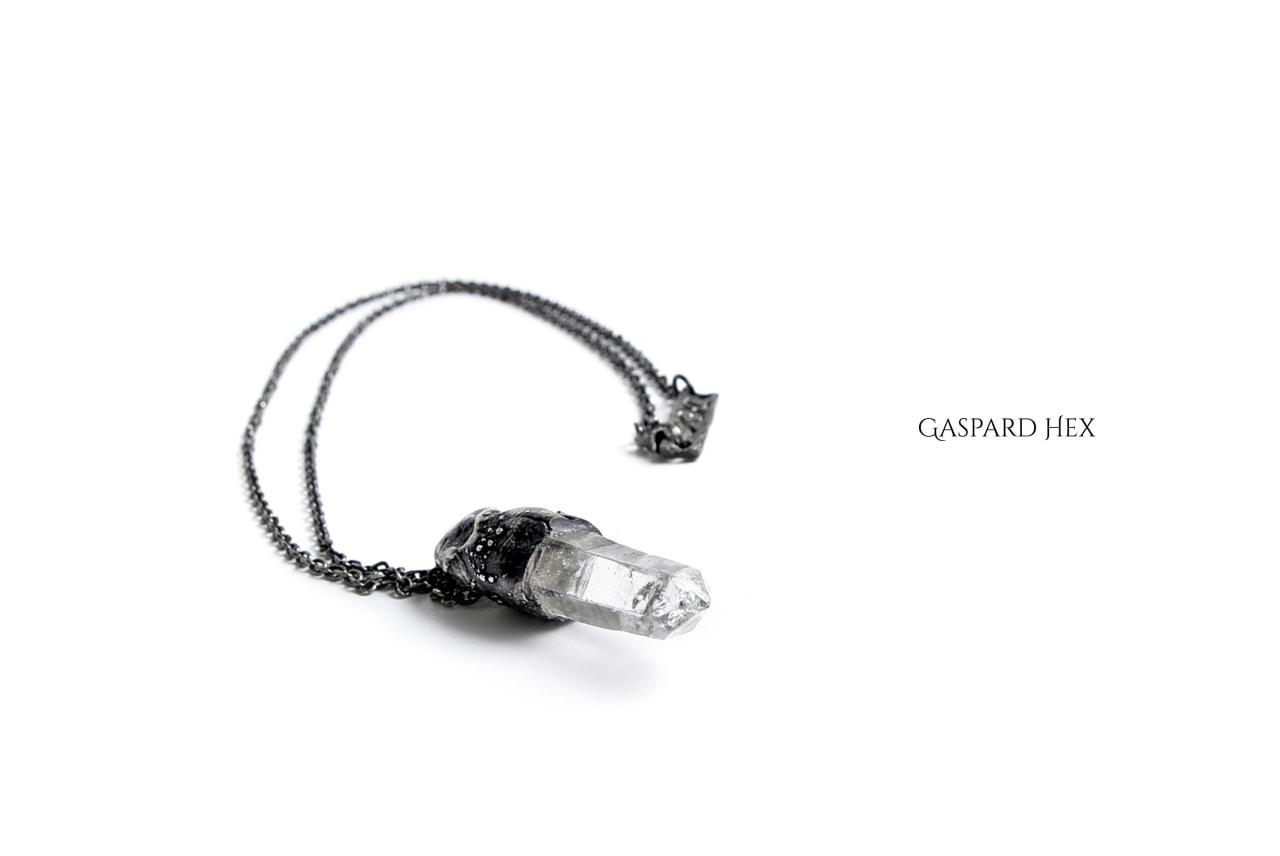 ギャスパーヘックスのハンドメイドジュエリー / LOOM OSAKA
