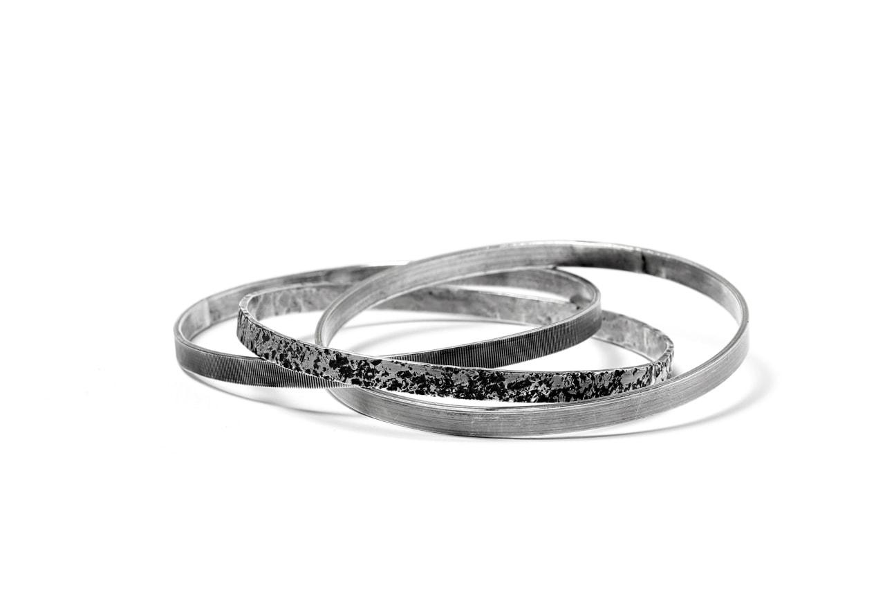 Holzpuppe Trinity Silver Bracelet (HR-612)