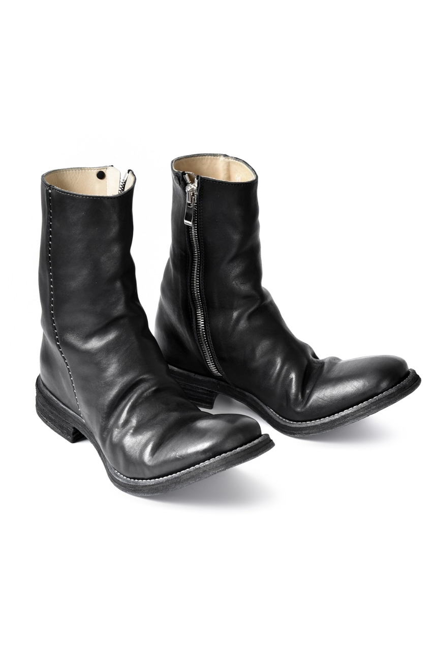 インカーネーション オイルホース サイドジップ ブーツ