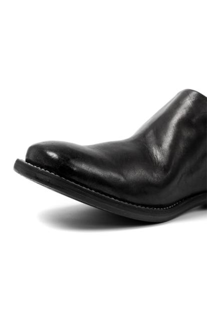 incarnation HORSE LEATHER SLIP ON SHOES #2