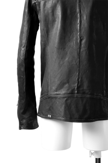 linea_f by incarnation 0.7/0.8mm Sheep Leather Jacket