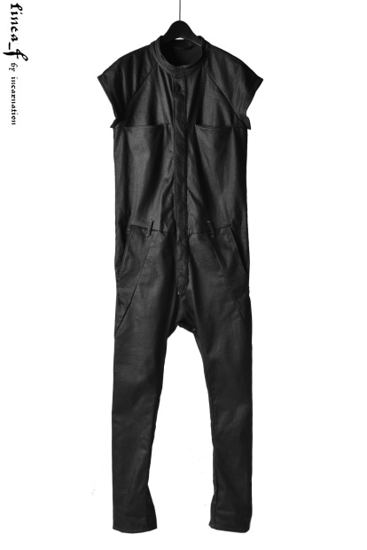 linea_f by incarnation C/Elastane Stretch Jump Suits