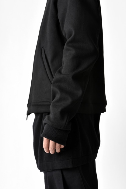 JOE CHIA FITTED JACKET / HEAT TECH