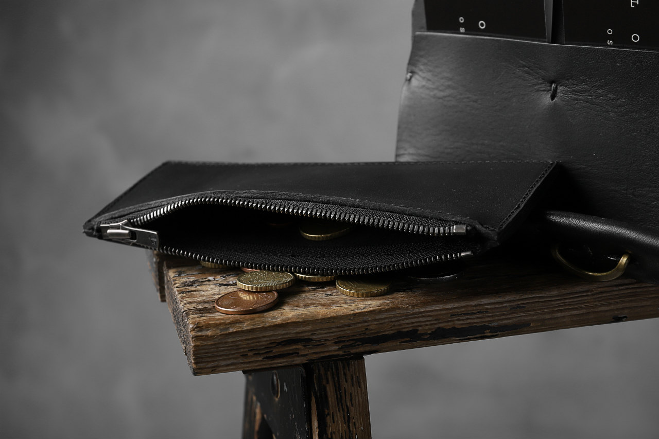 KLASICA LONG WALLET / TEMPESTI OILED BENDS COW LEATHER