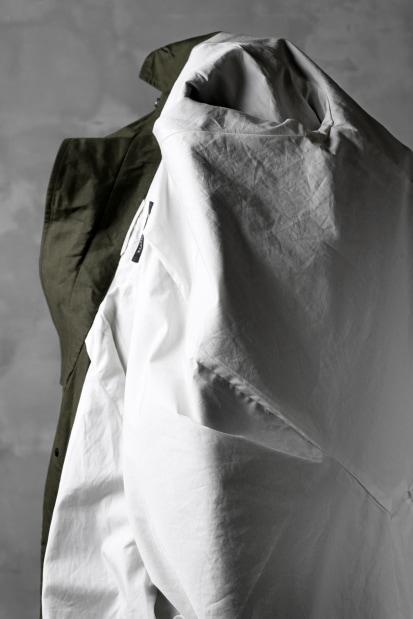 KLASICA BURRY MAC COAT / PARAFFINED COTTON