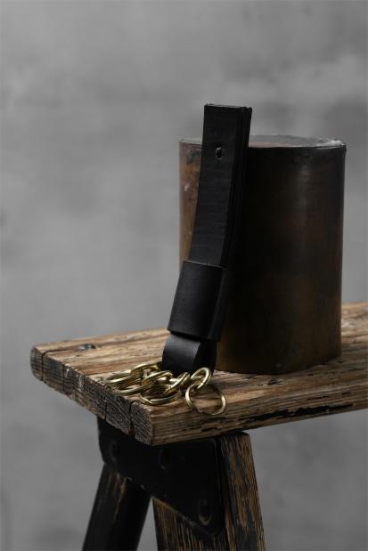 KLASICA LONG LOOM KEY RING HOLDER / TEMPESTI OILED