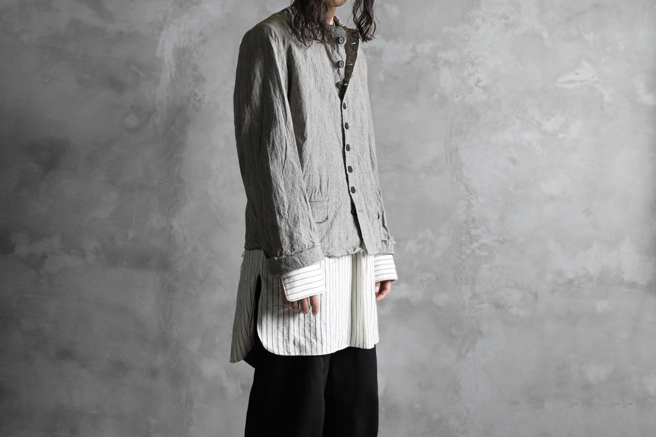 KLASICA CIRCA OLD STYLE JACKET / GARMENT WASHED