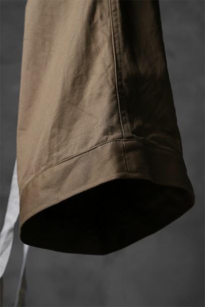KLASICA GERALD-cc LOW CROTCH SHORTS / DRY CHINO CLOTH