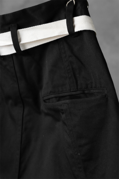 KLASICA GERALD-cc LOW CROTCH SHORTS / DRY CHINO CLOTH