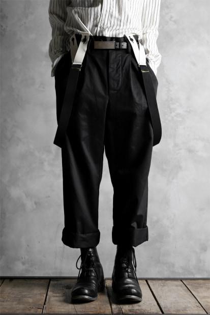 KLASICA SUS UK MARINE SUSPENDER / BELGIUM GEVAERT© RUBBER