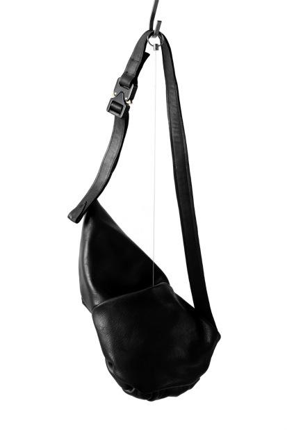 LEON EMANUEL BLANCK DISTORTION MEDIUM DEALER BAG / GUIDI HORSE LEATHER