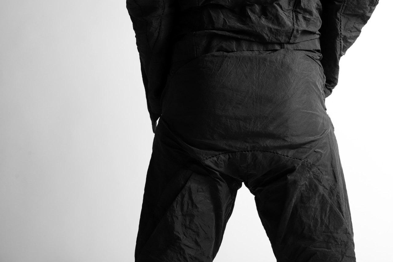 LEON EMANUEL BLANCK FORCED 6 POCKET SHORT PANTS / SHAPE MEMORY METAL