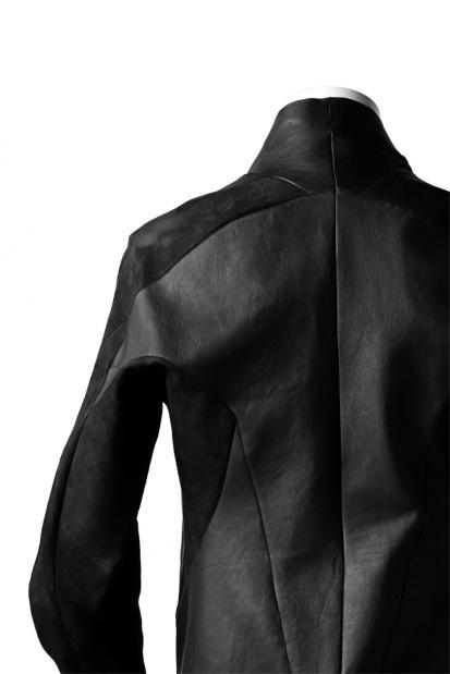 LEON EMANUEL BLANCK exclusive FORCED AVIATOR JACKET / GUIDI KANGAROO LEATHER