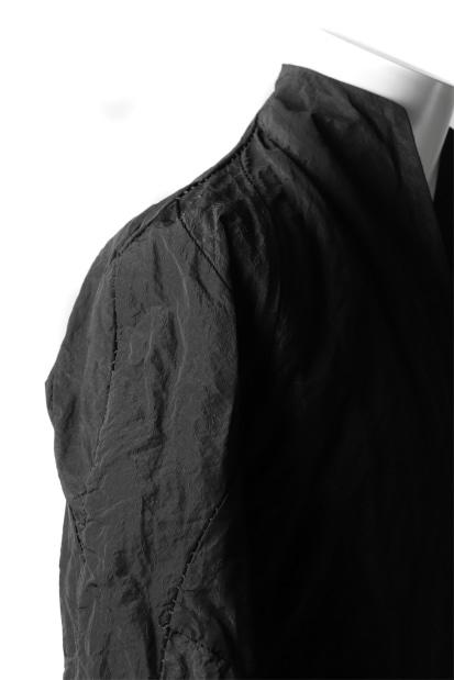 LEON EMANUEL BLANCK FORCED SHORT BLAZER / SHAPE MEMORY METAL
