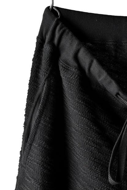 nude:masahiko maruyama EASY SKINNY PANTS / Slab Inlay Jersey