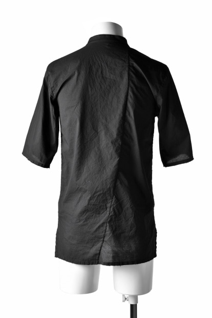 Nostra Santissima HENRY NECK SHORT SLEEVE SHIRT