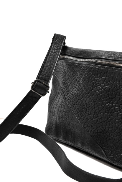 Portaille Atelier Made exclusive 2WAY SACOCHE BAG / Waxy Buffalo