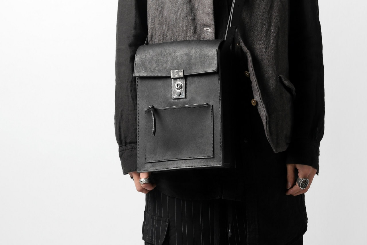 Portaille Atelier Made exclusive MINI SHOULDER BAG / PUEBLO by Badalassi Carlo