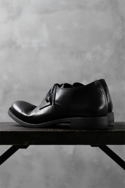 Portaille one make Derby Shoes (Oiled Vachetta Leather)