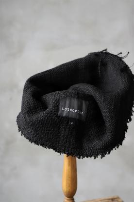 SOSNOVSKA RAW EDGES HAT
